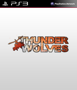 Thunder Wolves PS3
