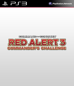 Red Alert 3: Commander\'s Challenge PS3