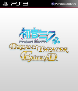 Miku Hatsune: Project DIVA - Dreamy Theater Extend PS3