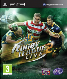 Rugby League Live 2 PS3