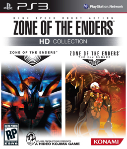 Zone of the Enders: The 2nd Runner HD Edition PS3