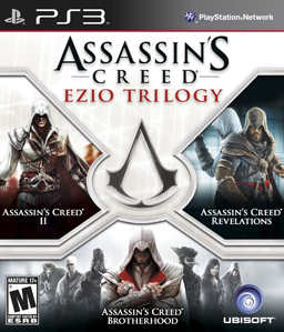 Assassin\'s Creed: Ezio Trilogy PS3