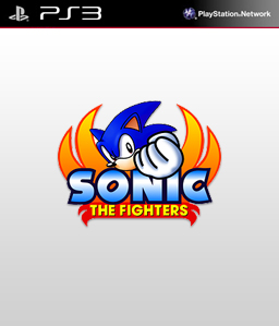 Sonic the Fighters PS3