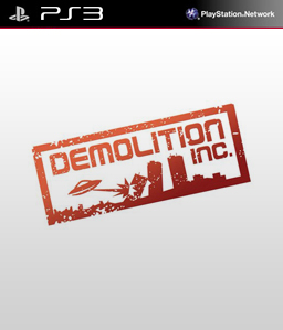 Demolition Inc. PS3