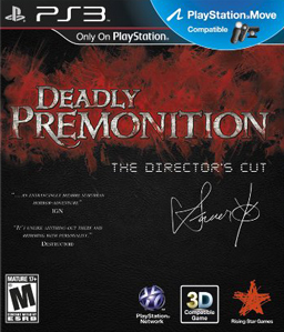 Deadly Premonition: The Director\'s Cut PS3