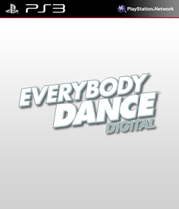 Everybody Dance Digital PS3