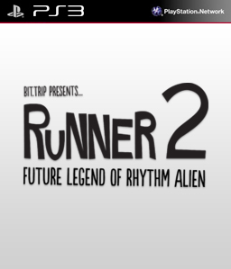 Runner 2: Future Legend of Rhythm Alien PS3