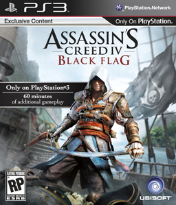 Assassin\'s Creed IV: Black Flag PS3