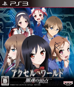 Accel World: The Peak of Acceleration PS3