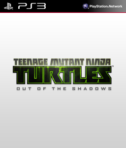Teenage Mutant Ninja Turtles: Out of the Shadows PS3