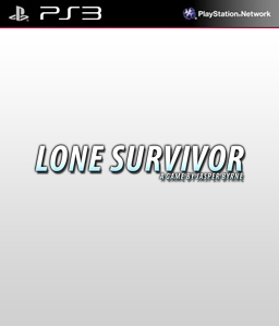 Lone Survivor PS3