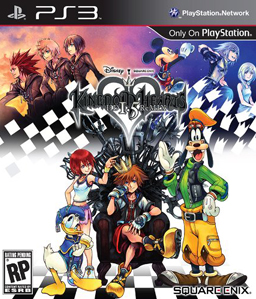KINGDOM HEARTS FINAL MIX PS3