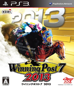 Winning Post 7 2013 PS3