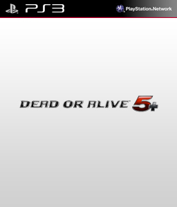 Dead or Alive 5 Plus PS3
