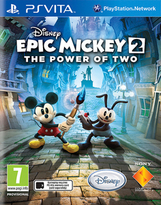 Disney Epic Mickey 2: The Power of Two Vita Vita