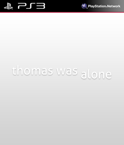 Thomas Was Alone PS3