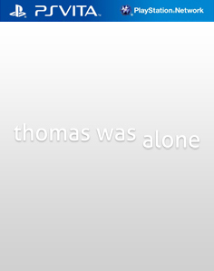 Thomas Was Alone Vita Vita