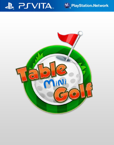 Table Mini Golf Vita