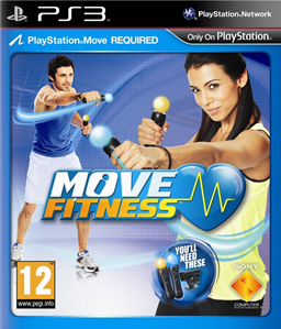 PlayStation Move Fitness PS3