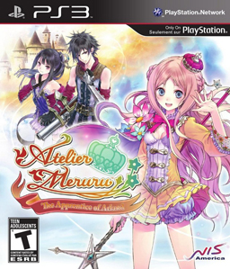 Atelier Meruru: The Alchemist of Arland 3 Plus PS3