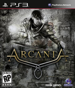 ArcaniA - The Complete Tale PS3