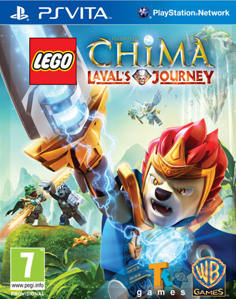 LEGO Legends of Chima: Laval\'s Journey Vita