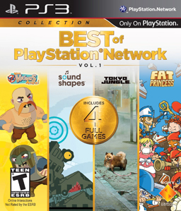 Best of PlayStation Network, Vol. 1 PS3