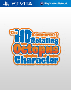 The HD Adventures of Rotating Octopus Character Vita