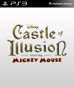 Castle of Illusion Starring Mickey Mouse PS3