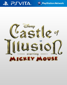 Castle of Illusion Starring Mickey Mouse Vita Vita