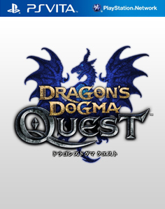 Dragon\'s Dogma Quest Vita