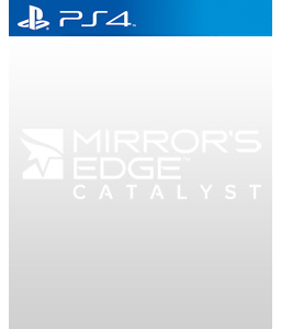 Mirror\'s Edge Catalyst PS4