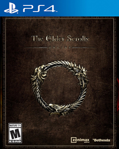 The Elder Scrolls Online: Tamriel Unlimited Edition PS4