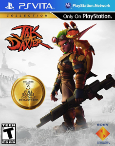 Jak and Daxter: The Precursor Legacy Vita Vita