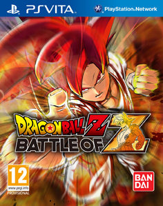 Dragon Ball Z: Battle of Z Vita Vita