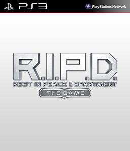 R.I.P.D.: The Game PS3