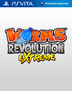 Worms Revolution Extreme Vita