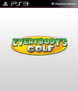 Everybody\'s Golf PS3