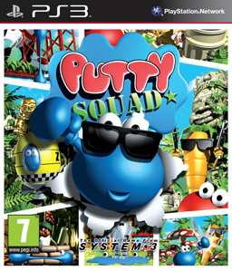 Putty Squad PS3