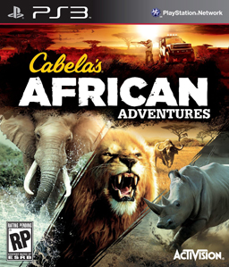 Cabela\'s African Adventures PS3