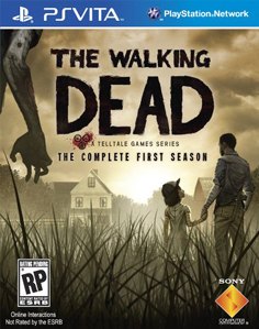 The Walking Dead Vita PS3