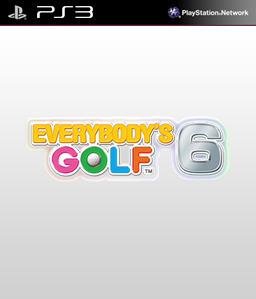 Everybody\'s Golf 6 PS3
