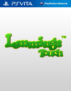 Lemmings Touch Vita