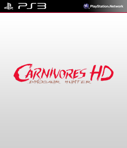Carnivores HD PS3