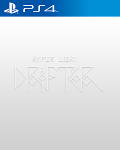 Hyper Light Drifter PS4