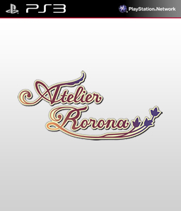New Atelier Rorona: The Origin Story of Alchemist of Arland PS3