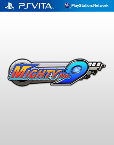Mighty No. 9 Vita Vita