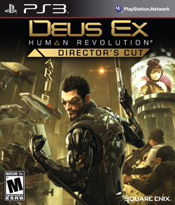 Deus Ex Human Revolution: Director's Cut PS3