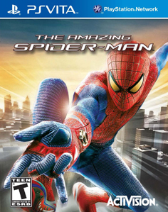 The Amazing Spider-Man Vita Vita