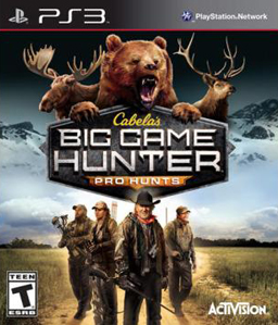 Cabela's Big Game Hunter: Pro Hunts PS3